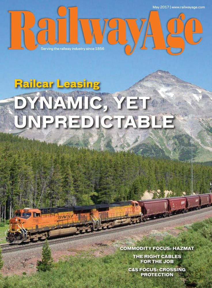 May 2017 Railway Age by Railway Age - issuu