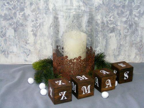 #diy #candleholder #glassetching #rusteffect #christmas #christmasdecor #pentart
