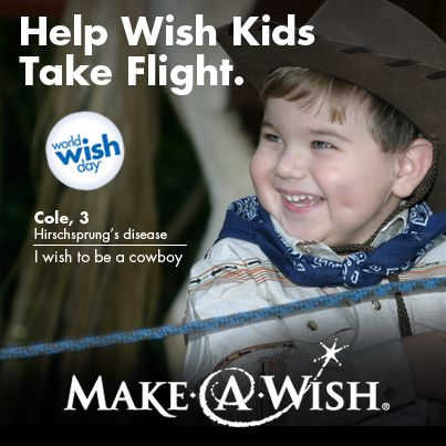 sbga and make a wish foundation grant six year olds Its emphasis on spiritual foundations for all studies helps  academic  departments and programs 69 7 course descriptions  state of florida  grants and scholarships   the student is twenty-one years old  transient  students include those who wish to take courses at florida college in order to.