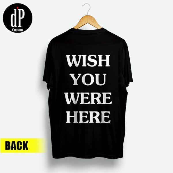 0667095e7157 Travis Scott Astroworld Wish You Were Here T Shirt in 2019   T ...