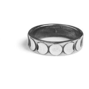 Rachel Entwistle Moon Phases Stacking Ring
