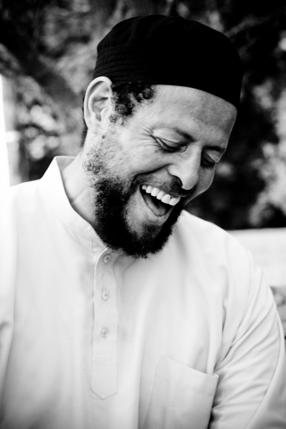 Imam Zaid Shakir.   Another light in the darkness.