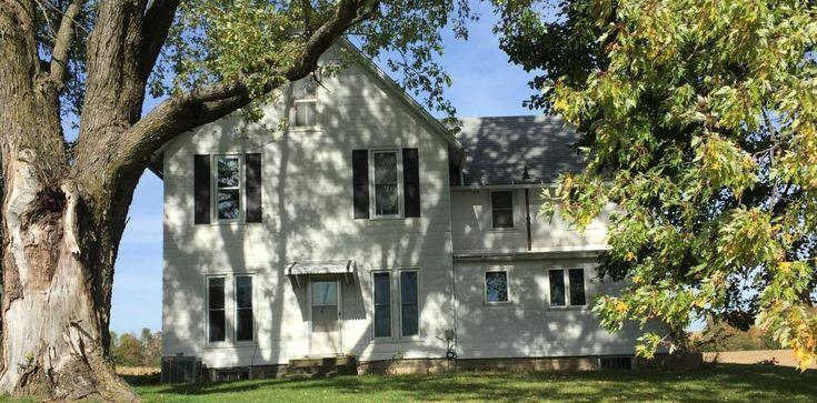 For Sale! House, Outbuildings and 3.64 Acres 1/4 mile East of Marion, Iowa.   http://www.landbluebook.com/ViewLandDetails.aspx?txtLandId1=4cd6607e-8f77-46bf-9ff2-97d432de0847