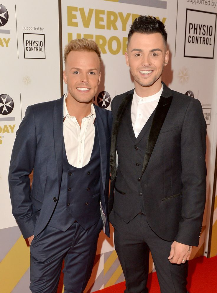 Jaymi Hensley And Olly Marmon Wedding: 144 Best Images About Famous Gay Couples On Pinterest
