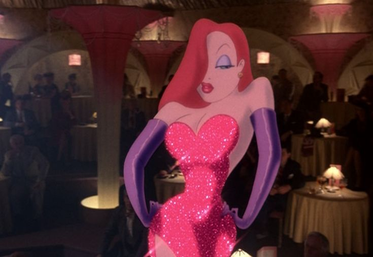 Jessica Rabbit - Who Framed Roger Rabbit (1988)