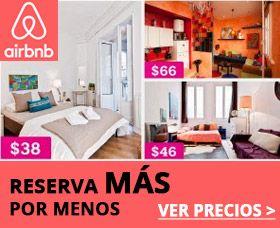 Vacaciones baratas con Airbnb. Ahorra dinero