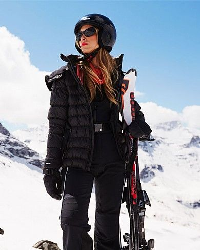 Could I please look this good skiing? | Sweaty Betty