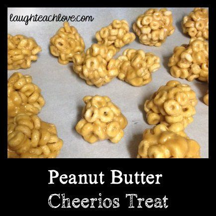 Best peanut butter cheerios cookie recipe