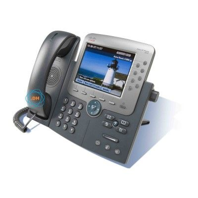 Cisco UC phone 7975 Gig Ethernet Color