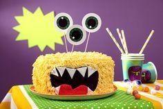 Monsterstarker Kuchen für die Monsterparty. • Foto & Styling: Thordis Rüggeberg, Foodproduktion: Eileen Greuel