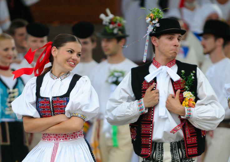Folk Festival Vychodna - Slovakia