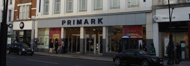 Primark Kilburn London Opening Times
