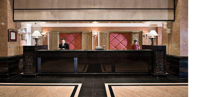 Renaissance Kota Bharu Hotel - Lobby Reception