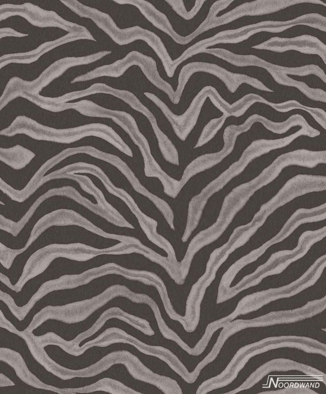 ZEBRAPRINT BEHANG - Noordwand Natural FX G67492