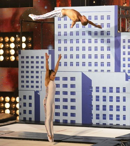 Air Gravity - This elite group consists of current members of the Great Britain Trampoline Gymnastics Team and a former Olympian. Between them, they have won a vast amount of medals in their sport both at national and International level and are available to hire for corporate events.