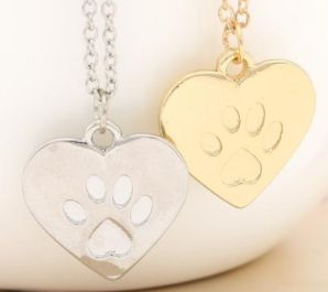 $9.97! Shop24seven365 for Jewellery and Accessories! Love your pets? Show it with these gorgeous Paw Print Pendents. FREE SHIPPING and only $9.97 when you buy from www.shop24seven365.com.au
