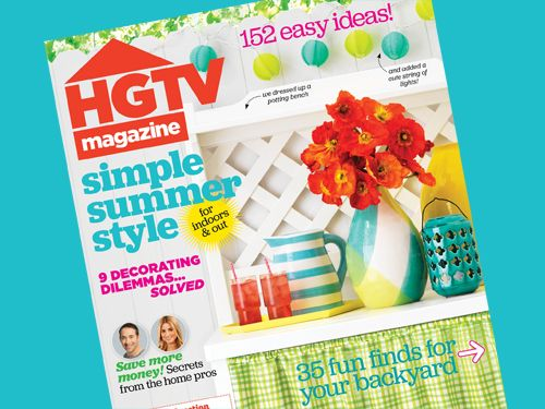 Inside the June 2015 Issue of HGTV Magazine #fleamarketflips #DIYs #hgtvmagazine http://blog.hgtv.com/design/2015/05/11/hgtv-magazines-june-issue-is-a-blowout/?soc=pinterest