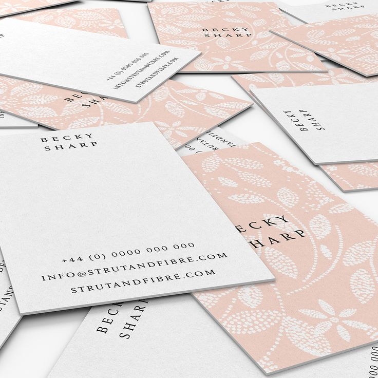 Sharp – one of our Print business card templates available to customise and order on our site.