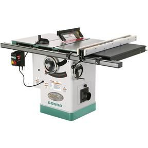 "10"" Hybrid Table Saw with Riving Knife, Polar Bear Series 