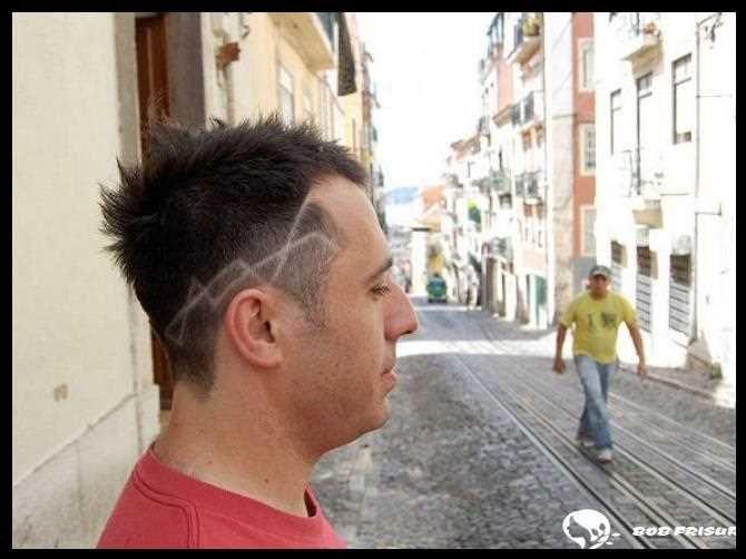 Verschiedene Frisuren für Männer im Jahr 2019