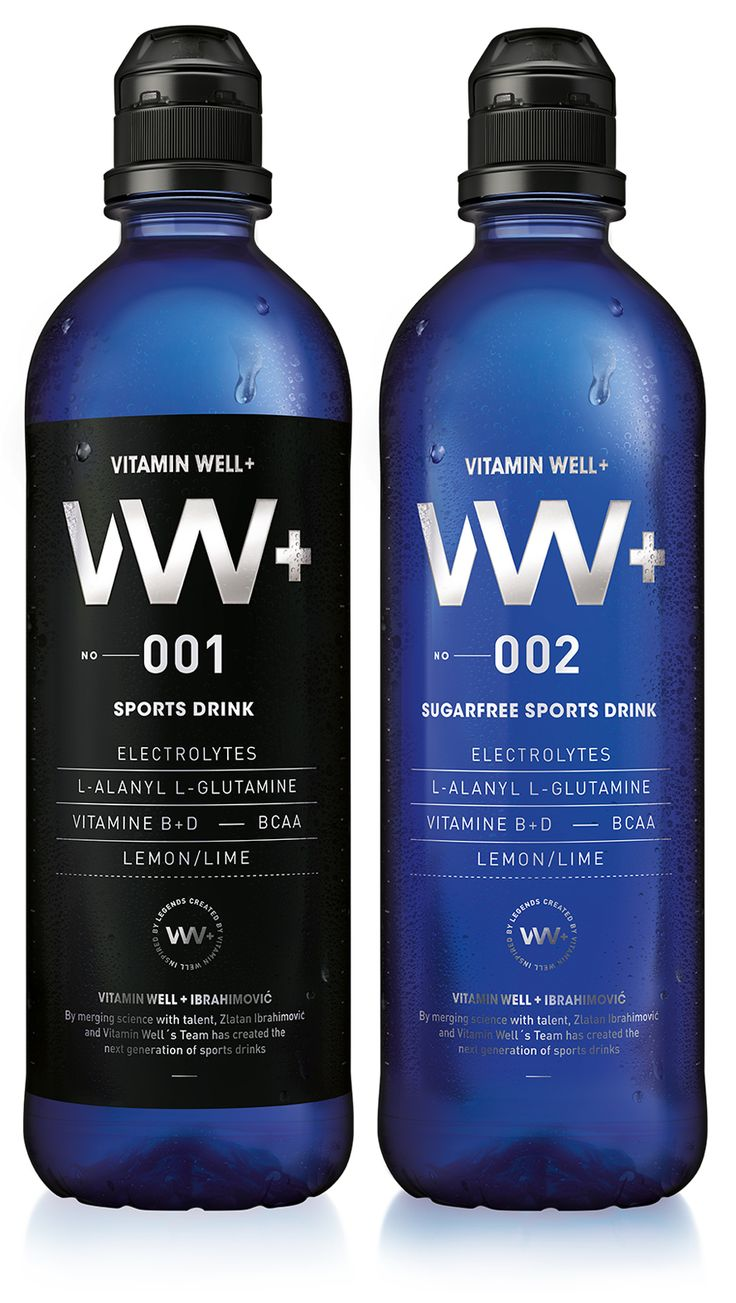 Vitamin Well+ with electrolytes, BCAA and vitamins  http://www.vitaminwell.com/vitaminwellplus/