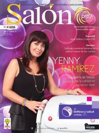 Yenny Ramirez Edición 14