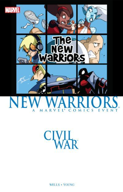 Check out Civil War Prelude: New Warriors on @Marvel