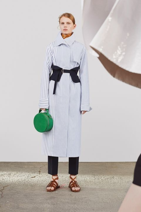 Jil Sander keeps it minimalistic for resort collection