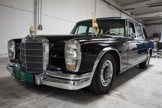 1964 Mercedes 600 - Simon Spies - Silverstone Auctions