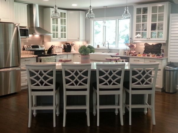 1000 images about ranch remodel on pinterest home for Ranch house kitchen designs