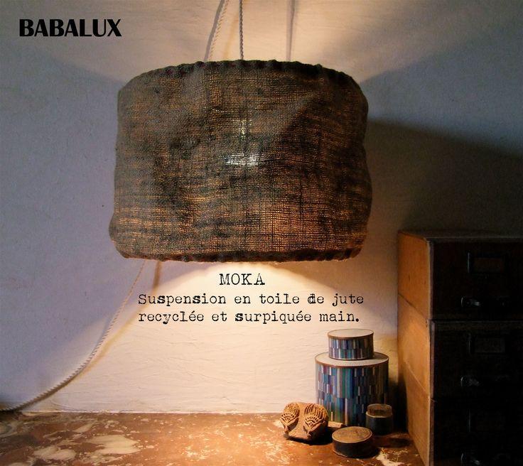 Suspension modèle Moka - www.babalux.fr