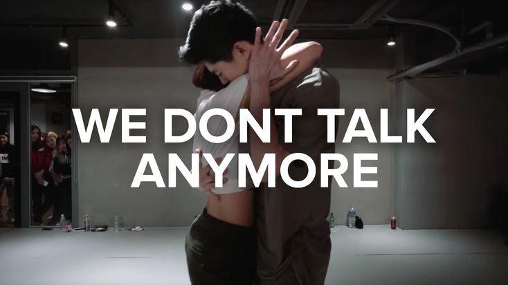 We Don't Talk Anymore - Charlie Puth / Lia Kim & Bongyoung Park Choreogr...