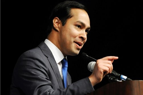 A nearly unknown minority rising star is picked to deliver the keynote address at the Democratic convention. No, it's not 2004—this year's chosen one is Julian Castro, San Antonio's mayor.