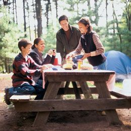 Go Camping: Although camping does require special equipment as well as practice, it is so worth it. I cannot express the immense value in camping with your kids. This site is a camping 101 packing guide if you have never camped before. Want to make the camping experience better? Turn off the technology! Only have a cell phone for emergencies. REMEMBER: If the idea of camping makes you nervous, many places have built cabins in their campgrounds and this may be a better option when you first…