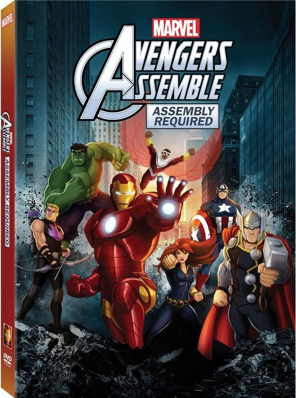 Avengers Assemble (TV Series 2013- ????)