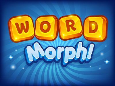 Word Morph Logo Preview