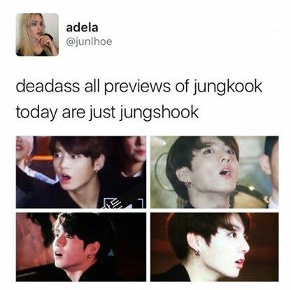 jungshook is back kids