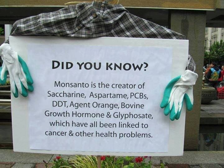 Everything that Monsanto has ever made has been harmful to Health, Humans & Life, and continues to be!! ☮♥✿ #NOGMO #NOMONSANTO #GetOffOurPlanet