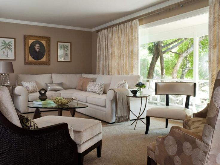 Brown Walls Redains Uniqueain Tan And Living Room Ideas Beige Rattan Boxes Wall Color Wool Textured