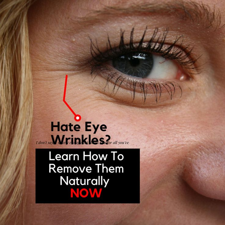 You might not agree with it, but the best under eye wrinkle treatment is NOT make-up and it's NOT cosmetic surgery. In truth, the best way to treat under eye wrinkles and under eye bags is with specially formulated skin cream. Think about ANY other under eye wrinkle treatment. Seriously,...
