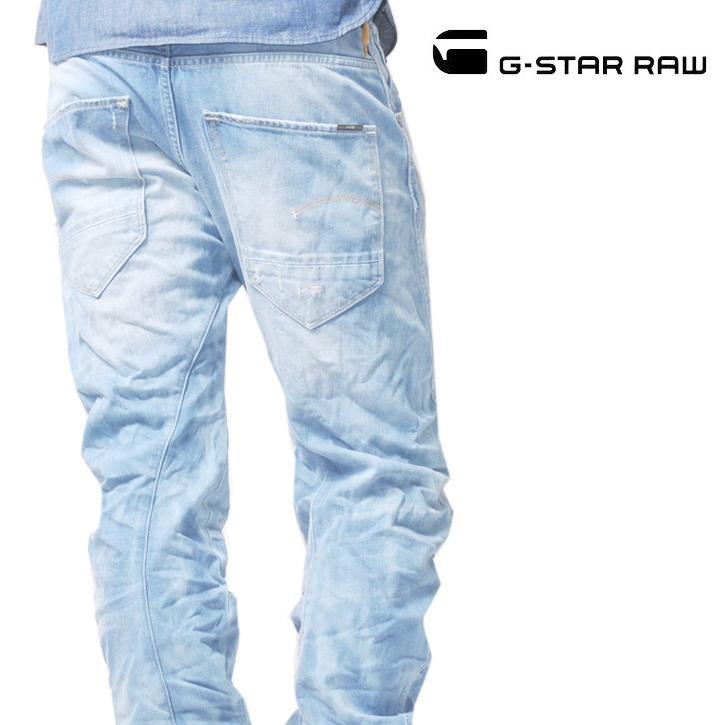 G-STAR RAW (ジースターロー)デニムパンツ ARC 3D LOOSE TAPERED No.50223.4868.3018【送料無料】dm-gs-172
