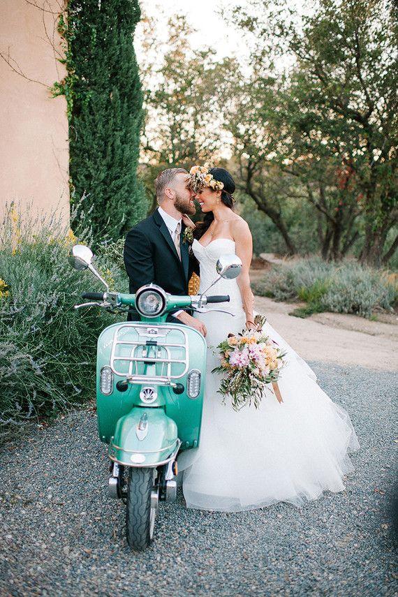 1000 ideas about vespa wedding on pinterest vespas for Coccinelle decoration exterieure