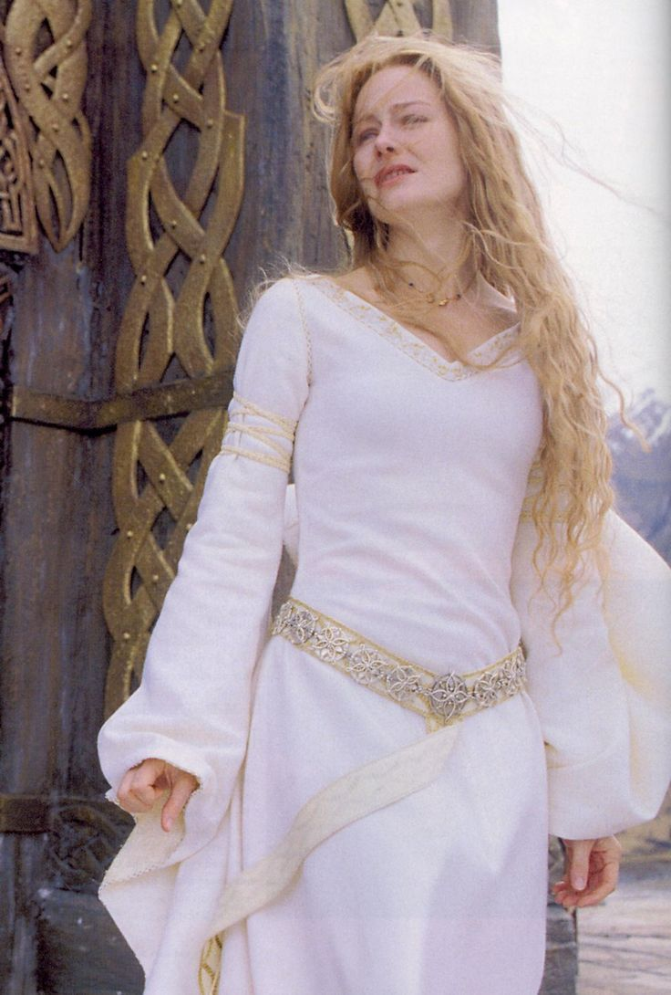 miranda otto as eowyn in lord of the rings i wanted so