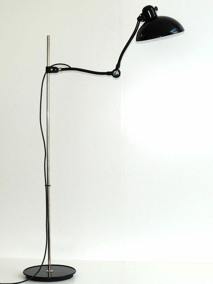 Kaiser Idell Stehlampe In Antiquitten Kunst Mobiliar Interieur Lampen Leuchten