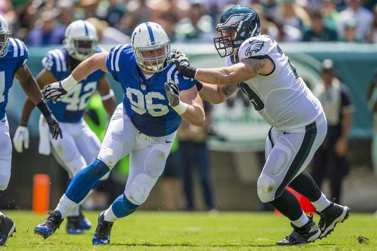 Know Your Opponent: Indianapolis Colts | San Diego Chargers  -    DE Henry Anderson