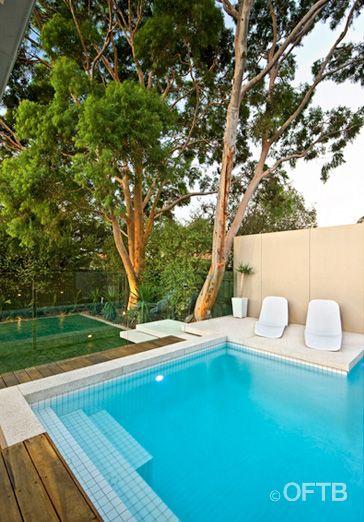 1000 ideas about raised pools on pinterest plunge pool for Pool design inc