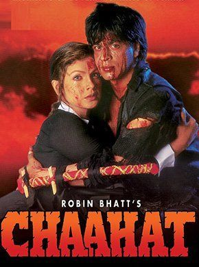 Chaahat Hindi Movie Online - Shah Rukh Khan, Pooja Bhatt, Naseeruddin Shah, Anupam Kher and Ramya Krishna. Directed by Mahesh Bhatt. Music by Anu Malik. 1996 [U]