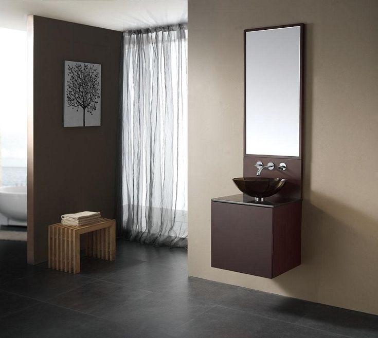 oltre 25 fantastiche idee su piccoli bagni moderni su pinterest ... - Foto Bagni Moderni Piccoli