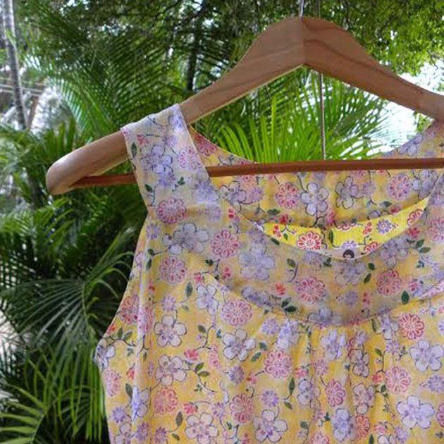 Alegria de viver em roupas artesanais - Blog do Elo7