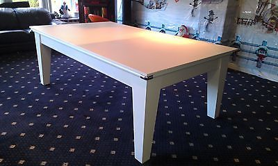 New Classic Pool Dining Table 6ft Slate Bed